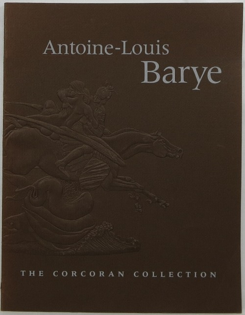 Image for Antoine-Louis Barye: The Corcoran Collection