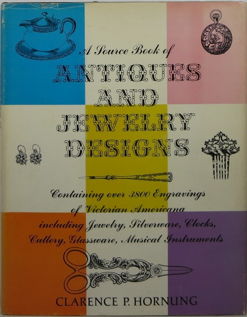 Image for A Source Book of Antiques and Jewelry Designs