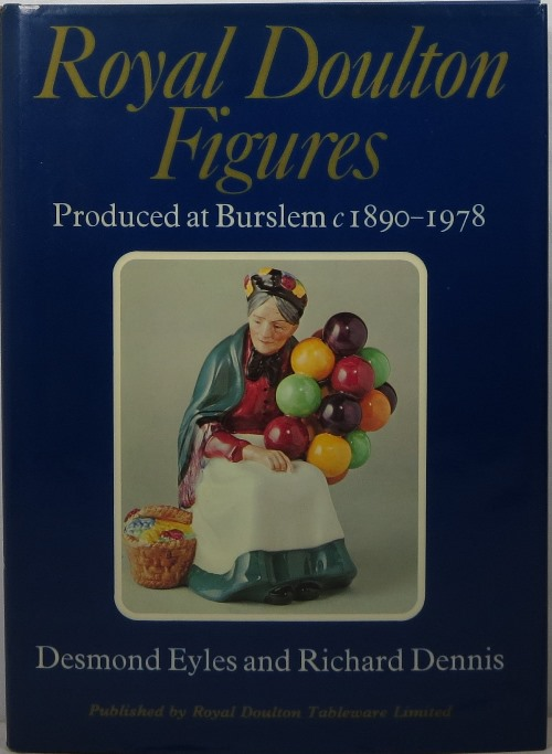 Image for Royal Doulton Figures Produced at Burslem c 1890-1978
