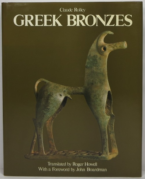 Image for Greek Bronzes