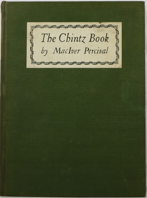 Image for The Chintz Book