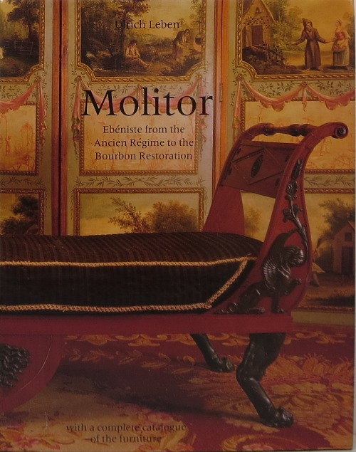 Image for Molitor: Ébéniste from the Ancien Regime to the Bourbon Restoration