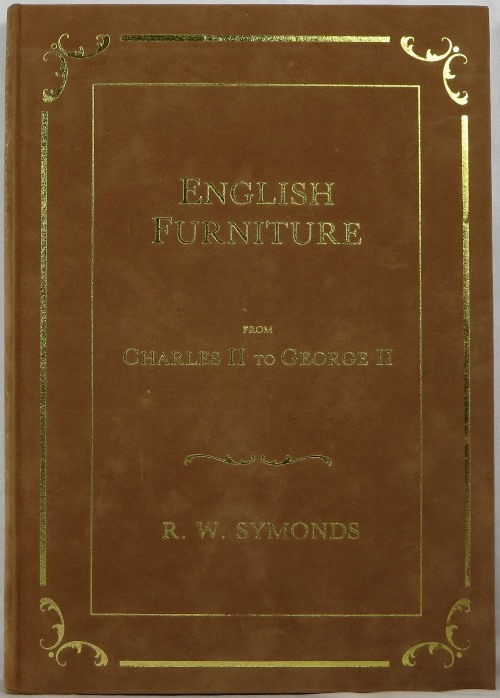 Image for English Furniture from Charles II to George II