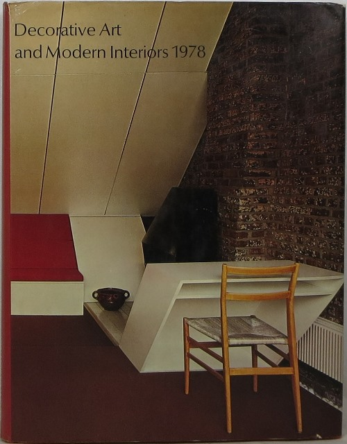 Image for Decorative Art and Modern Interiors 1978