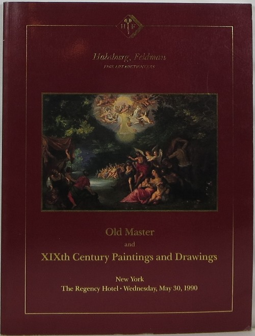 Image for Old Master and XIXth Century Paintings and Drawings