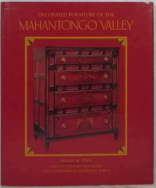 Image for Decorated Furniture of the Mahantongo Valley