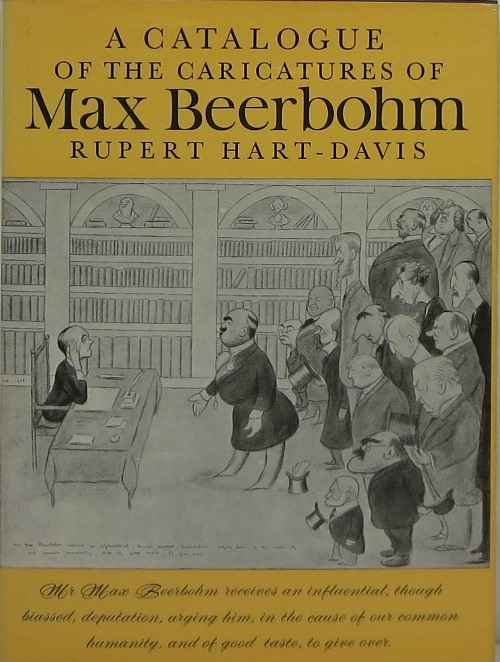 Image for A Catalogue of the Caricatures of Max Beerbohm
