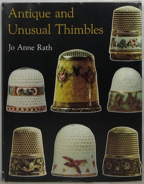 Image for Antique and Unusual Thimbles
