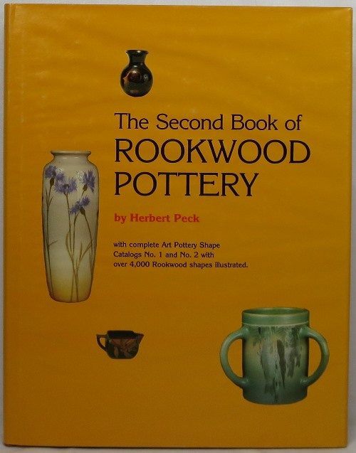Image for The Second Book of Rookwood Pottery