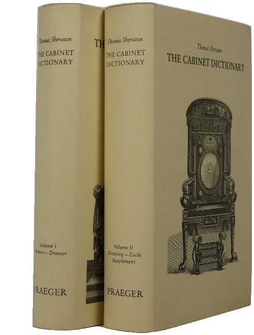 Image for The Cabinet Dictionary, 2 volumes