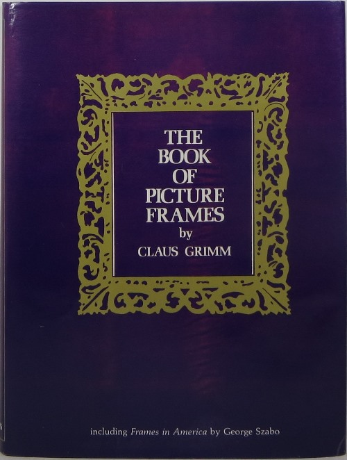 Image for The Book of Picture Frames
