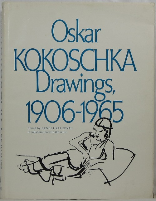 Image for Oskar Kokoschka Drawings, 1906-1965