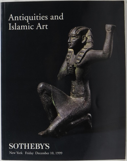 Image for Antiquities and Islamic Art, New York, December 10, 1999