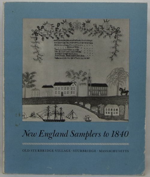 Image for New England Samplers to 1840