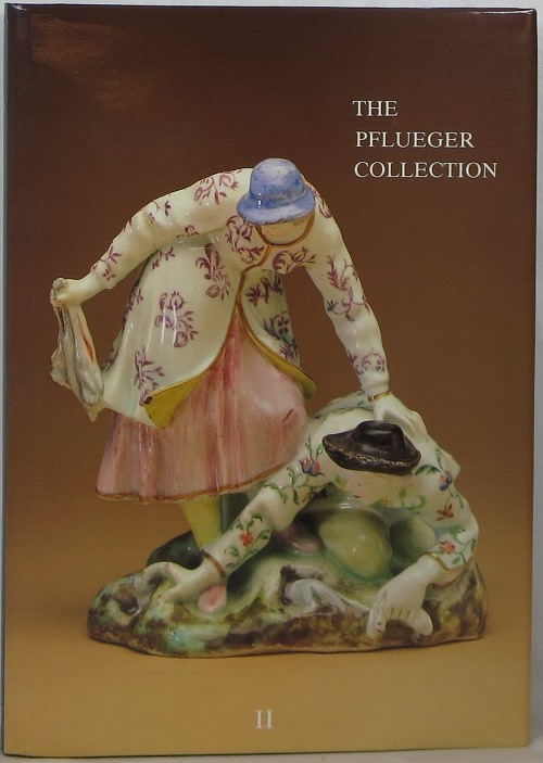 Image for Early European Porcelain & Faience: as collected by Kiyi and Edward Pflueger, 2 volumes