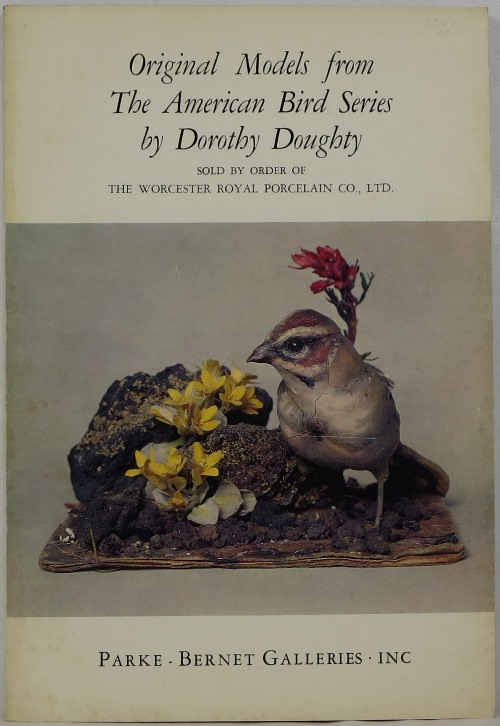 Original Models from The American Bird Series by Dorothy Doughty