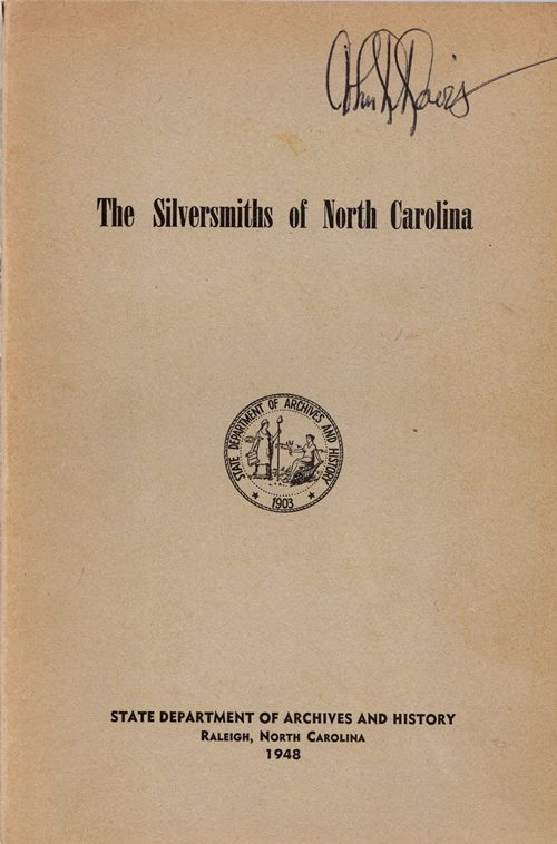 Image for The Silversmiths of North Carolina