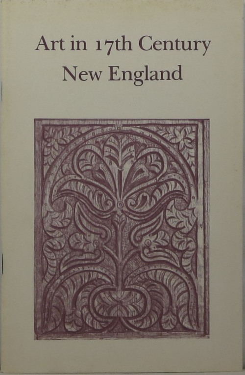 Image for Art in 17th Century New England