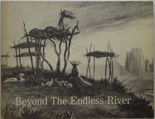 Image for Beyond the Endless River: Western American Drawings and Watercolors of the Nineteenth Century