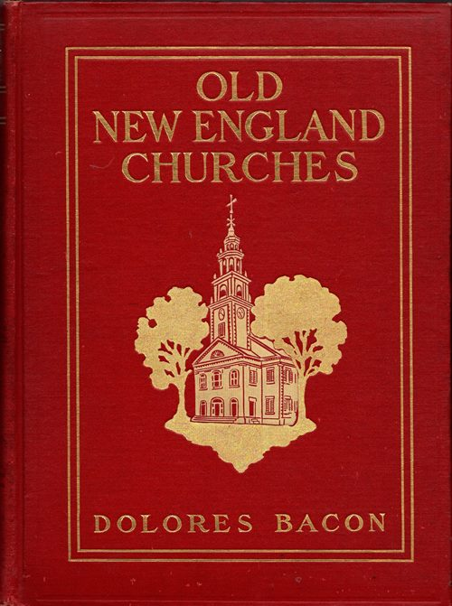 Image for Old New England Churches and Their Children