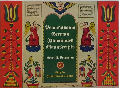 Image for Pennsylvania German Illuminated Manuscripts
