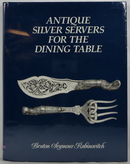 Image for Antique Silver Servers for the Dining Table