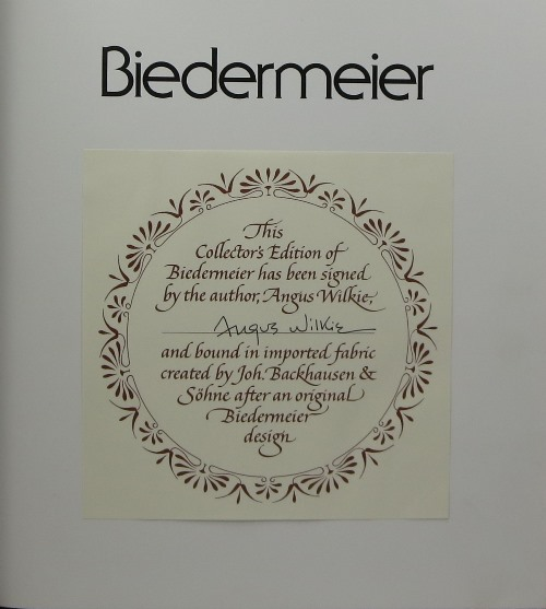 Image for Biedermeier