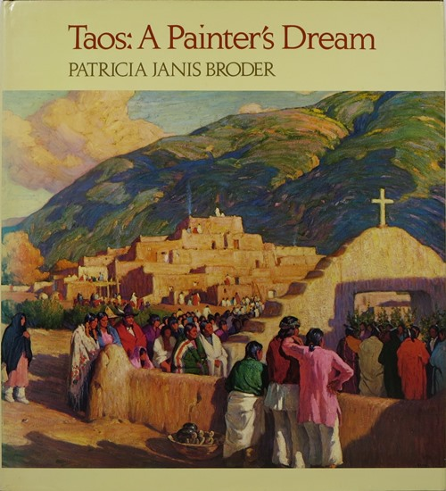Image for Taos: A Painter's Dream
