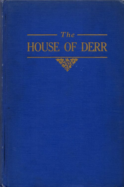 Image for A Picture Story of the House of Derr: Pennsylvania's Contribution to a World of Primitive Art