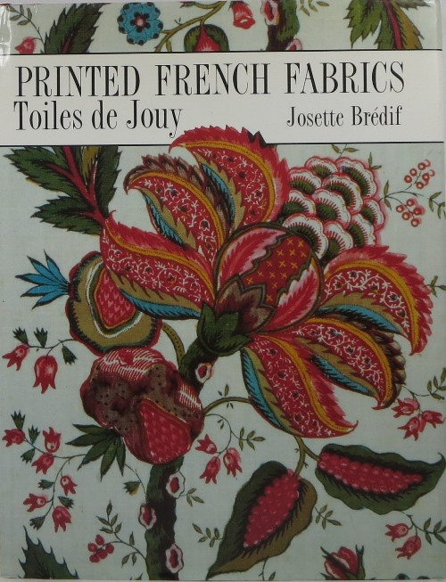 Image for Printed French Fabrics: Toiles de Jouy
