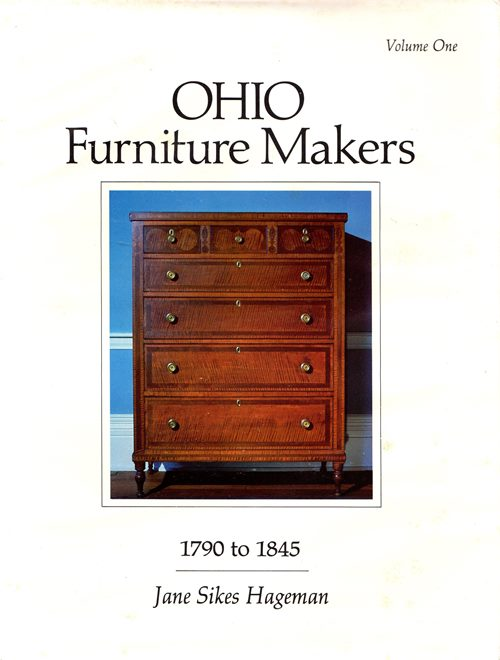 Image for Ohio Furniture Makers: 1790 to 1845, Volume One