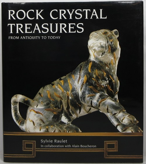 Image for Rock Crystal Treasures: From Antiquity to Today