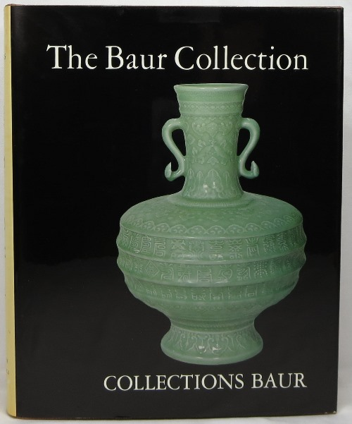 The Baur Collection Geneva: Chinese Ceramics: Volume Three: Monochrome-Glazed Porcelains of the Ch'ing Dynasty