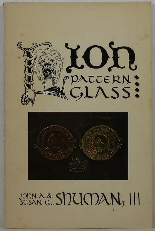 Image for Lion Pattern Glass