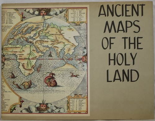 Image for The Holy Land in Ancient Maps: With Reproductions of Twenty Seven Maps and Views of the Country