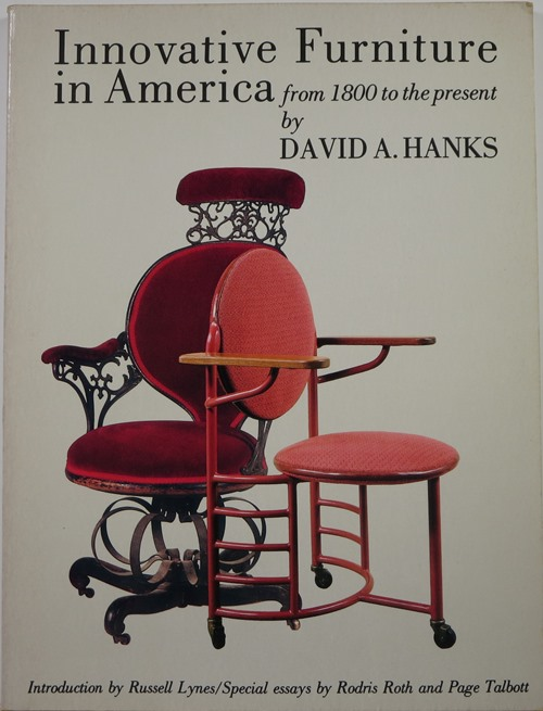 Image for Innovative Furniture in America from 1800 to the present