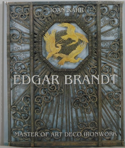Image for Edgar Brandt: Master of Art Deco Ironwork