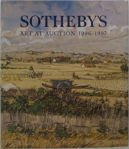 Image for Sotheby's Art At Auction The Art Market Review 1996-1997