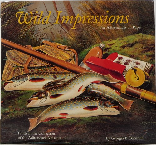 Image for Wild Impressions: The Adirondacks on Paper: Prints in the Collection of the Adirondack Museum