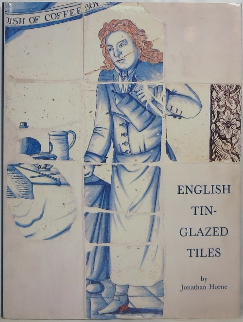 Image for English Tinglazed Tiles