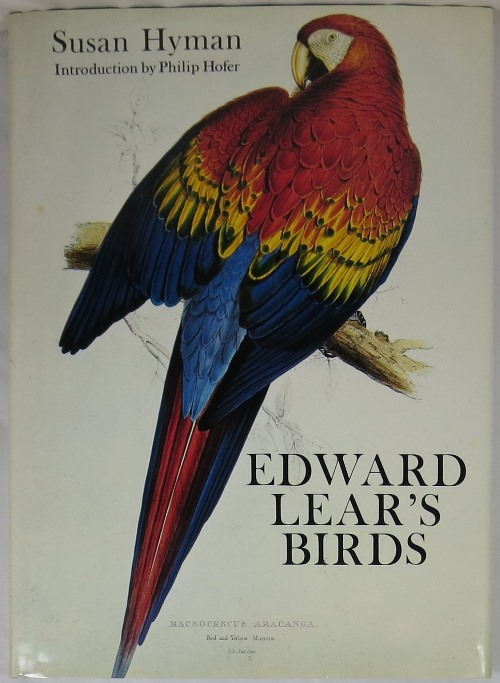 Image for Edward Lear's Birds