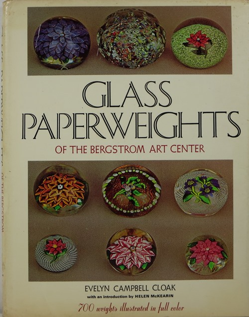 Image for Glass Paperweights of the Bergstrom Art Center
