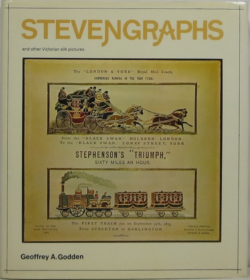 Image for Stevengraphs and Other Victorian Silk Pictures