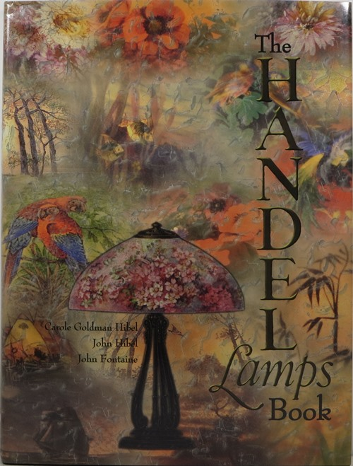 Image for The Handel Lamps Book