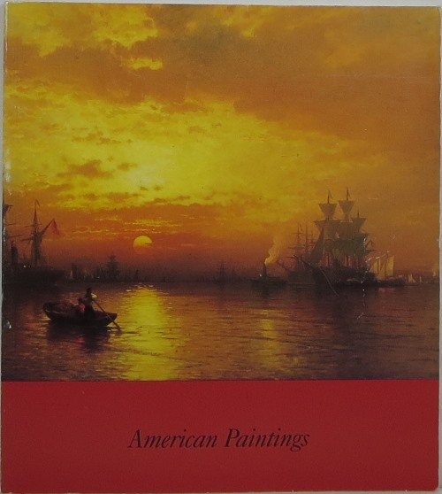 Image for American Paintings: Philadelphia Collection LVI