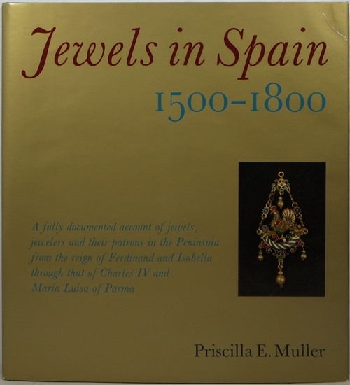 Image for Jewels in Spain 1500-1800