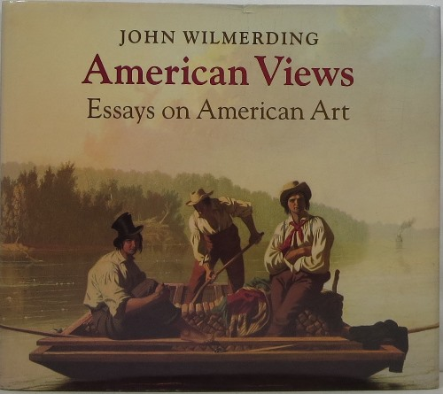 Image for American Views: Essays on American Art