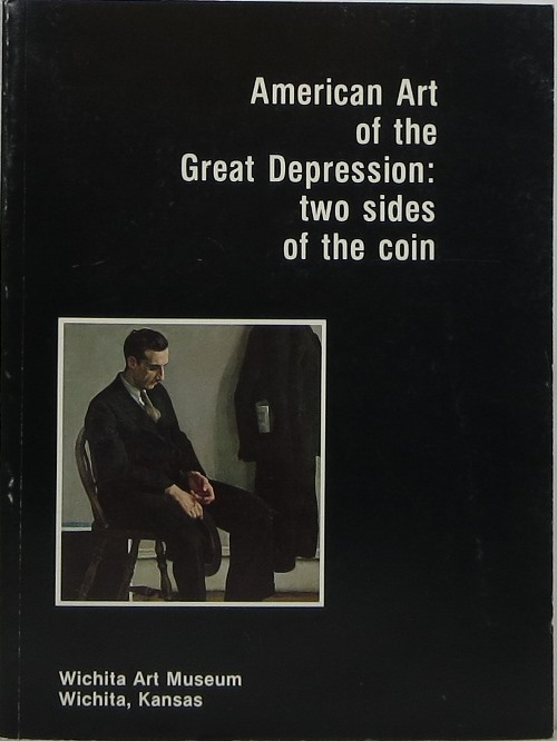 Image for American Art of the Great Depression: two sides of the same coin