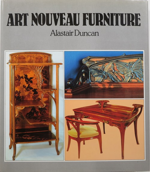 Image for Art Nouveau Furniture