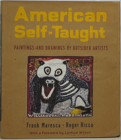 Image for American Self-Taught: Paintings and Drawings by Outsider Artists